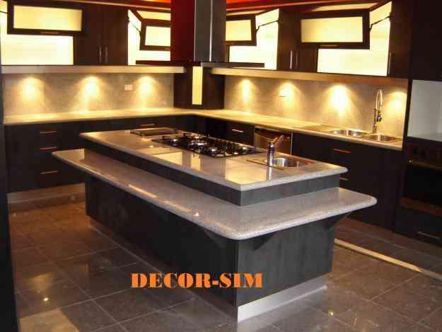 Muebles de cocina modernos y hermosos quito la biloxi - Muebles cocina modernos ...