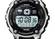 Reloj de hombre casio ae-2000wd nuevo en caja garantia 1 año (contacto: 081471175)