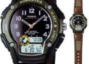 Reloj casio forester ft-620 100% original
