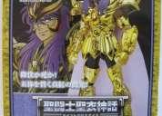 Saint seiya myth cloth escorpion milo version japones