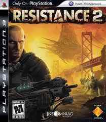 resistance 2 para ps3