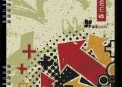 Cuaderno polibook flechas rojas