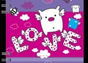 Cuaderno polibook love