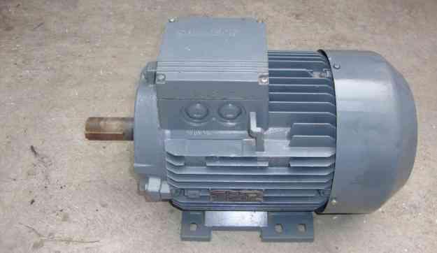 Motores electricos segunda mano