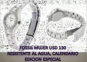 Relojes fossil de oportunidad usd 125