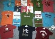 Camisetas abercrombie hollister aeropostale express en liquidacion