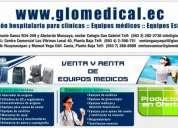 Equipos médicos para hospitales  en cuenca