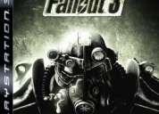 Fallout 3 play station 3 barato economico a 25usd a domicilio original
