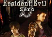 residente evil zero