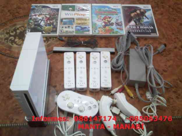 Nintendo Wii en Buen estado Combo (negociable)