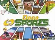 Deca sports para nintendo wii