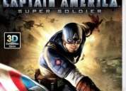 Cambio juego de ps3 capitan america por call of duty black ops