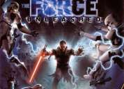 Star wars the force unleashed para nintendo wii