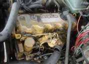 Vendo motor caterpillar 3126
