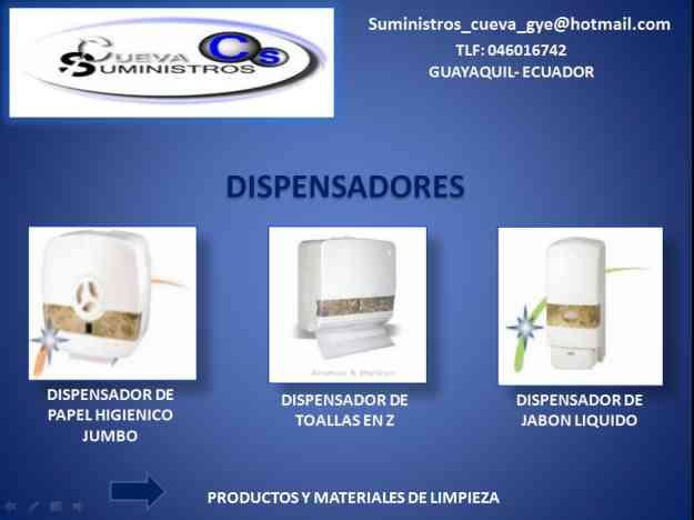 Suministros de oficina y productos de limpieza guayaquil for Suministros oficina
