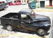 Camioneta clasica   morris 1962,    $ 4500