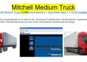 Mitchell medium truck 2008