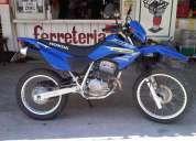 Vendo moto honda tornado 250cc flamantita