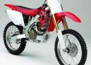 Compro moto de cross enduro/yamaha/honda/kawasaki/ktm