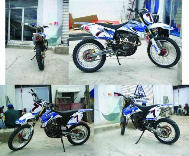 VENDO MOTO FACTORY mod. 2012