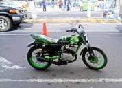 moto yamaha rx 100