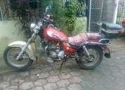 Fabulosa moto shineray tipo harley