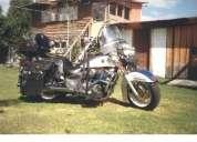 Personaliza tu motocicleta como tu quieras!!! (custom en ecuador)