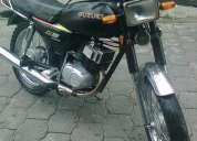 hermosa moto suzuki ax-100  negra con papeles 2011 en 580 dolares inf084045527-3455-394