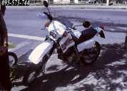 Hermosa moto honda xl200 año 2003