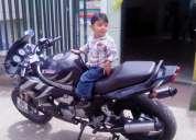 Vendo moto tipo ninja 2010 matricula al dia
