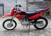 Vendo moto honda xl 125