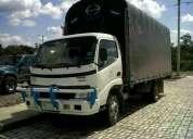 Camion hino dutro 2008 en venta