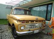 Vendo camioneta ford