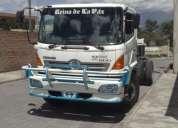 Vendo camión hino gh modelo 2008