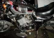 moto hors 250