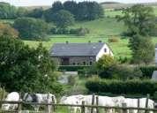 casa rural : 6/6 personas - piscina - bastona  luxemburgo (provincia)  belgica