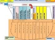 Vendo 47000 mts2 lotizados  en el km 3 1/2 de la autopista duran boliche 069650181