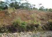 Vendo terreno de 300m2 en la ciudad del puyo