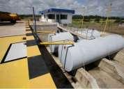 Negocio en venta. 2000 m2. deposito industrial de combustible. carrera muñoz.