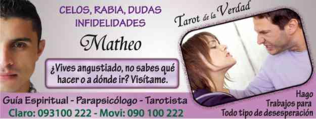 Lectura del tarot - Alejo a la persona que pone en riesgo tu matrimonio - Amuletos