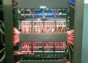 Redes de voz y datos y electricidad