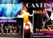 Casting *** dance ***2012 se parte del cambio