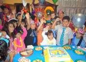 Las mejores fiestas infantiles, mini hora loca, fiestas spa, decoraciones, payasitos y mÁs