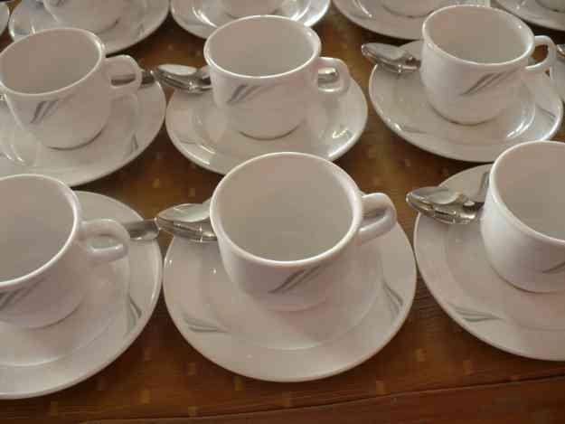 Alquiler de vasos platos sillas y mas
