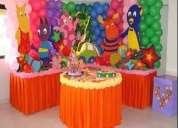 Organizacion de fiestas infantiles