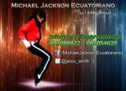 Show de michael jackson ecuatoriano y the urban breack lo mejor para tus eventos