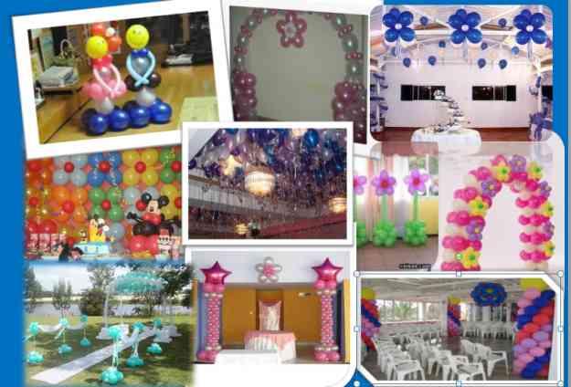 decoracion en globos para todos sus eventos guayaquil centenario doplim
