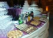 Alquiler de vajilla, vasos, copas, samovares, carpas, mesas, sillas, mantelerÍa, tiffany,