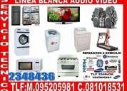 Reparacion domicilio lavadoras refrigeradoras secadoras tv maqunas de hielo 2348436