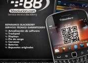 Reparamos blackberry servicio tecnico garantizado